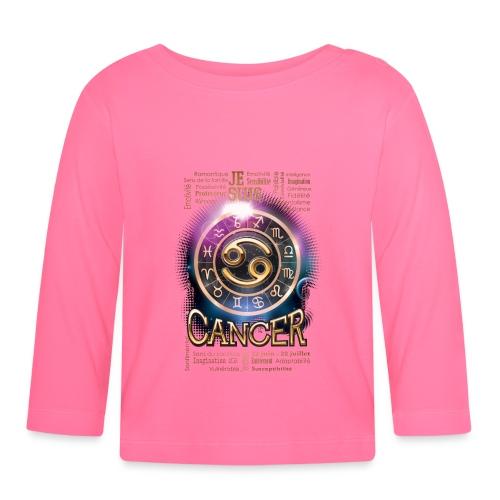 CANCER - T-shirt manches longues Bébé