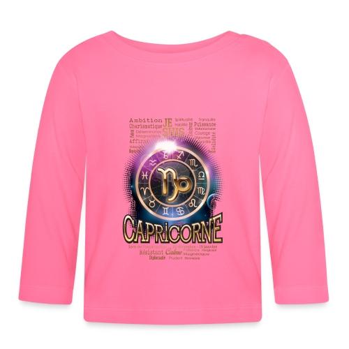 CAPRICORNE - T-shirt manches longues Bébé