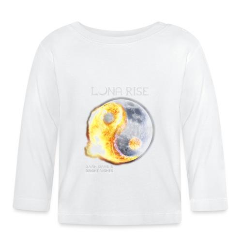 Luna Rise - Dark Days & Bright Nights - Baby Langarmshirt