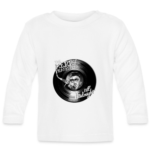 The Merry Pranksters Till Midnight - Black T-Shirt - Baby Long Sleeve T-Shirt