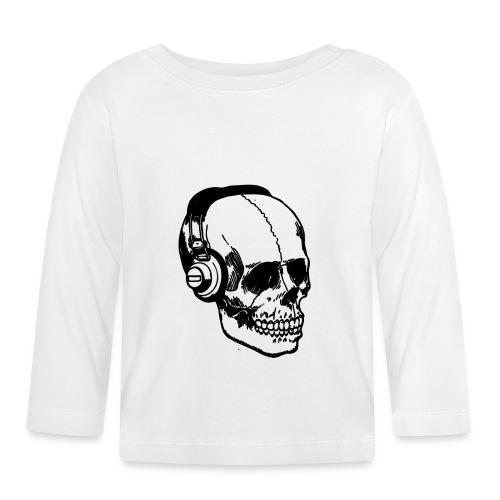lydbog_6 - Langærmet babyshirt