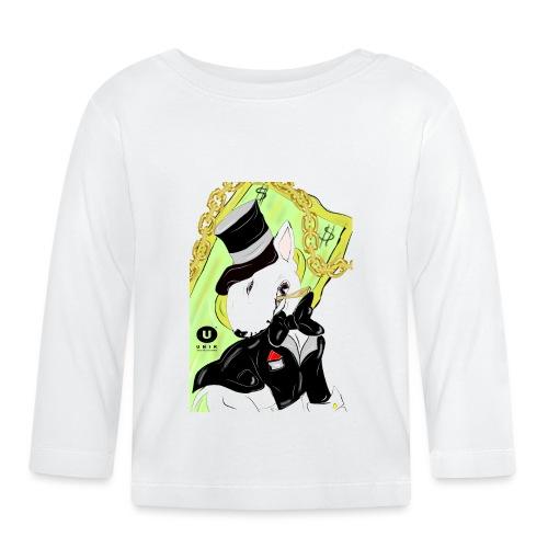 MAFIA BULL TERRIER - Maglietta a manica lunga per bambini