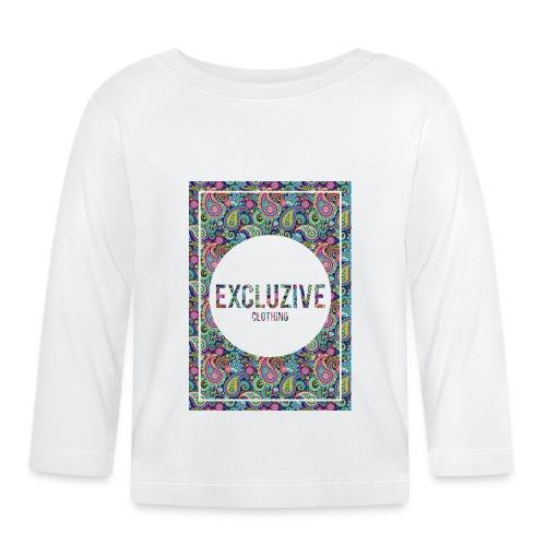 Colour_Design Excluzive - Baby Long Sleeve T-Shirt