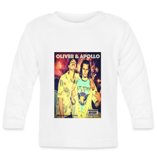 Oliver and Apollo Merchandise Round One! - Baby Long Sleeve T-Shirt