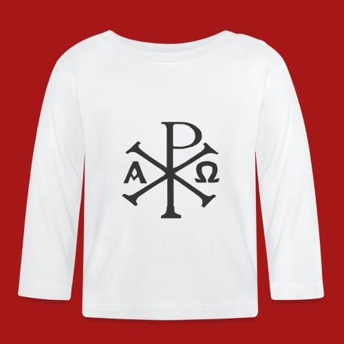 Kompasset-AP - Langærmet babyshirt