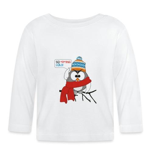 Cold bird - Vauvan pitkähihainen paita