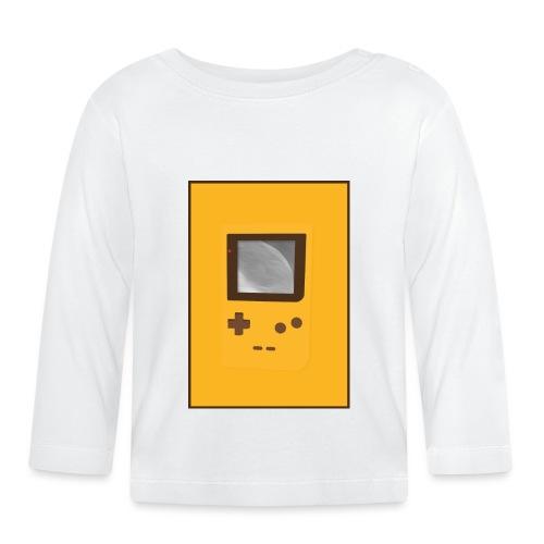 Game Boy Nostalgi - Laurids B Design - Langærmet babyshirt
