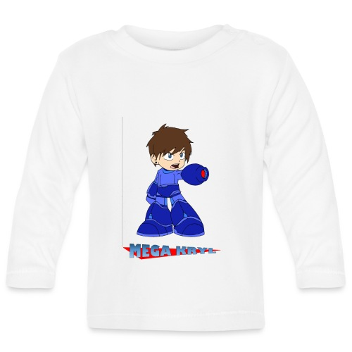 MegaKryl! - Baby Long Sleeve T-Shirt