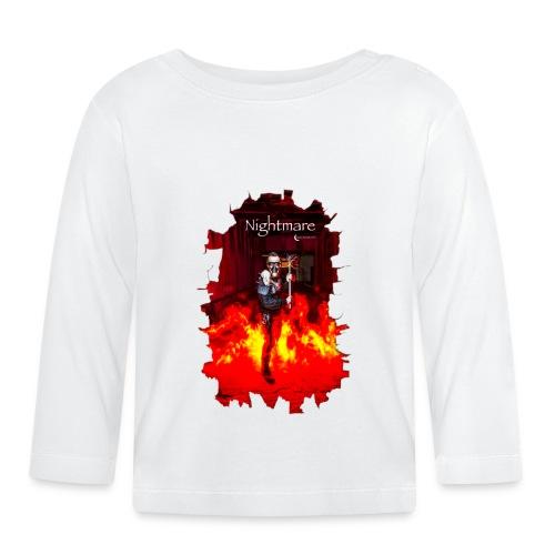 Nightmare - Camiseta manga larga bebé