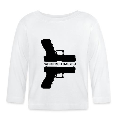 WorldMilitaryHD Glock design (black) - T-shirt
