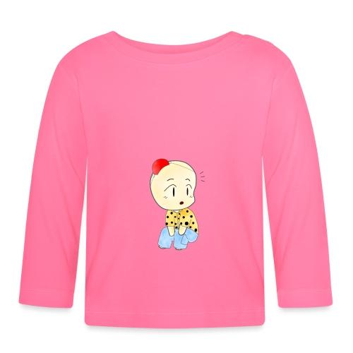 CLOWN RUNDO - Maglietta a manica lunga per bambini