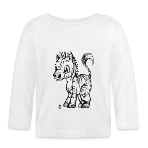 zebre - T-shirt manches longues Bébé