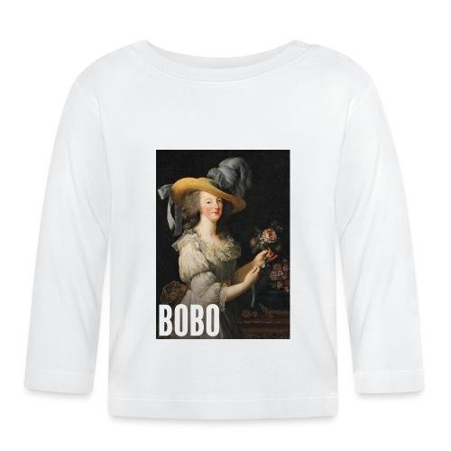 Marie Antoinette en mode bobo - T-shirt manches longues Bébé