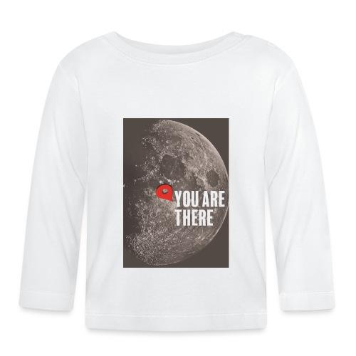 Dans la lune - T-shirt manches longues Bébé