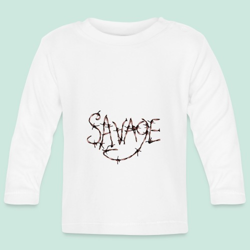 savage - Baby Long Sleeve T-Shirt