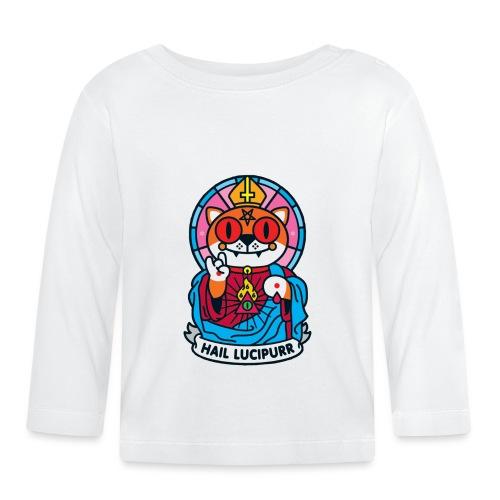 lucipurr - Langærmet babyshirt