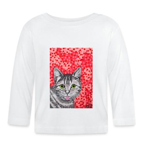 The Finnish Cat - Vauvan pitkähihainen paita