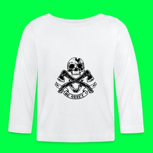 BE QUIET - T-shirt manches longues Bébé