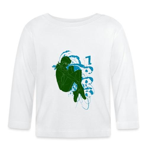 armygirl3 - T-shirt manches longues Bébé