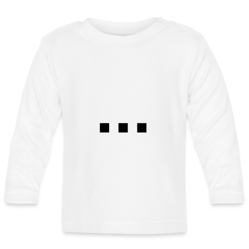 punt dot - Baby Long Sleeve T-Shirt