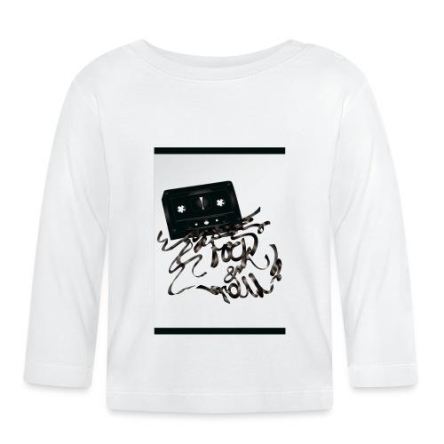 Taza rick - Camiseta manga larga bebé