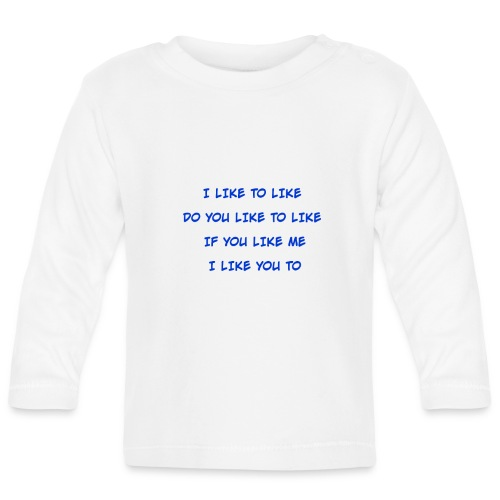 1518604877875 - Långärmad T-shirt baby