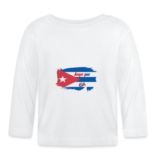 Amor Por Cuba - Maglietta a manica lunga per bambini