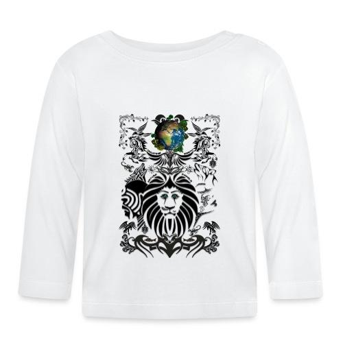 Mother EARTH NatureContest by T-shirt chic et choc - T-shirt manches longues Bébé