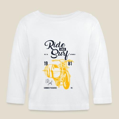 Ride and Surf - T-shirt manches longues Bébé