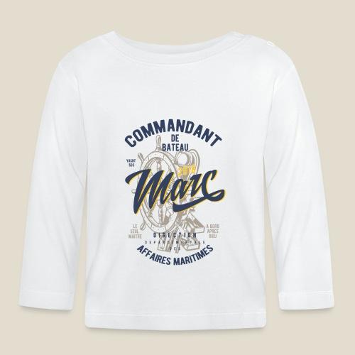 Commandant Marc - T-shirt manches longues Bébé