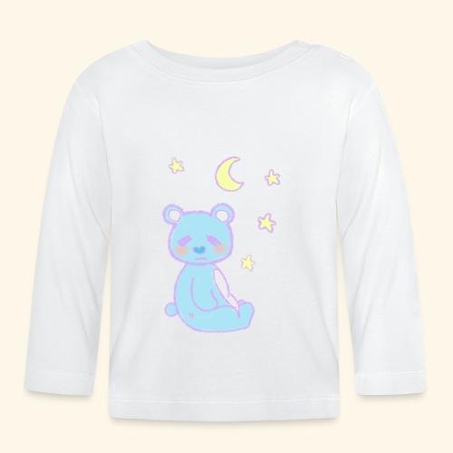 Sleepy bear - T-shirt manches longues Bébé