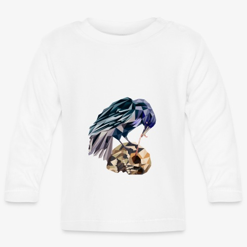 cubicraven - T-shirt manches longues Bébé