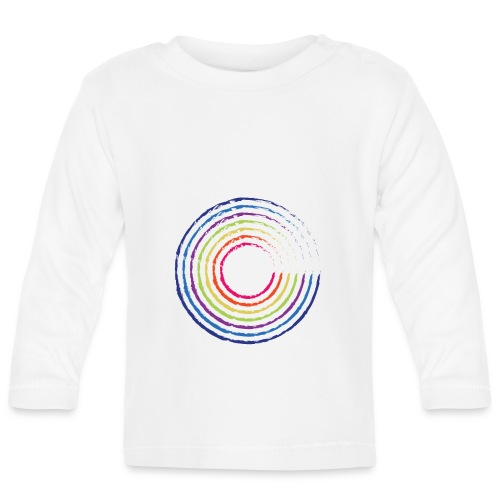 Circle rainbow - Baby Long Sleeve T-Shirt