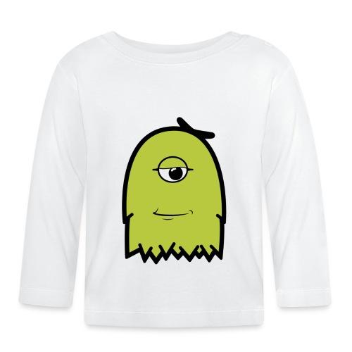 Furly Green - Baby Langarmshirt