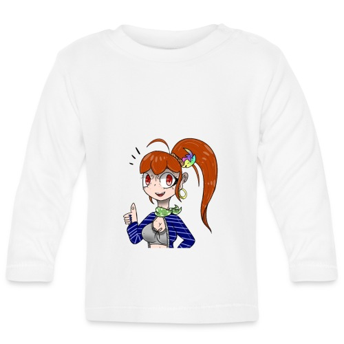 Kya - Maglietta a manica lunga per bambini