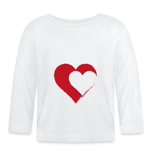 2LOVE - Langærmet babyshirt