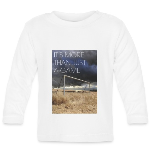 more - Baby Long Sleeve T-Shirt