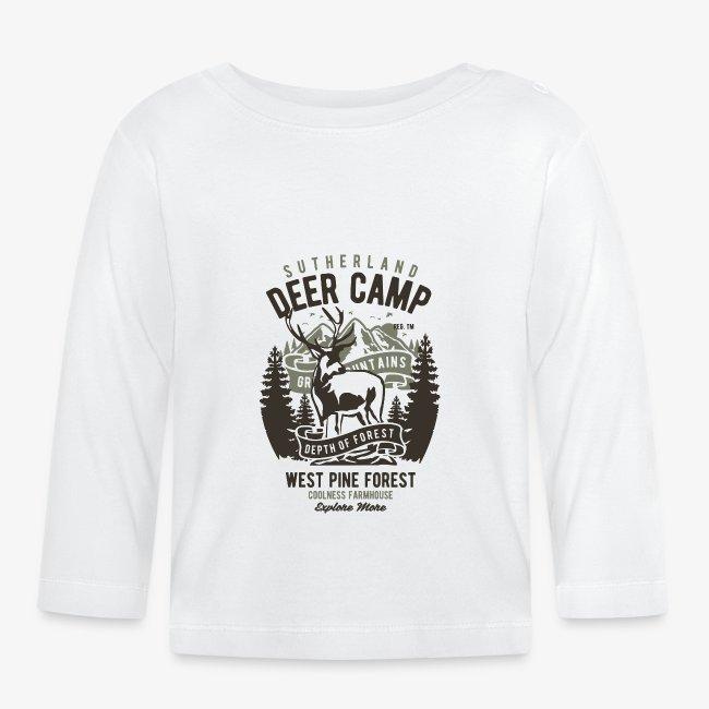 Camp de cerfs