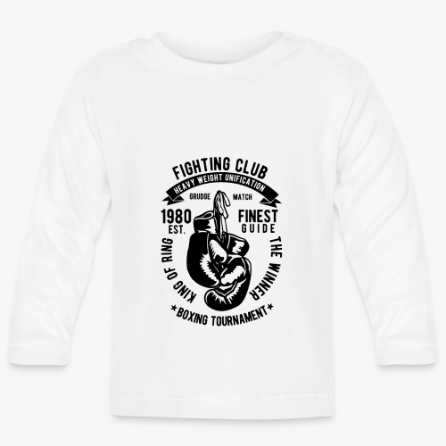 Fighting Club - T-shirt manches longues Bébé