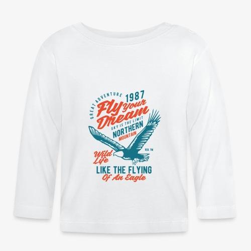 Fais voler ton rêve - T-shirt manches longues Bébé