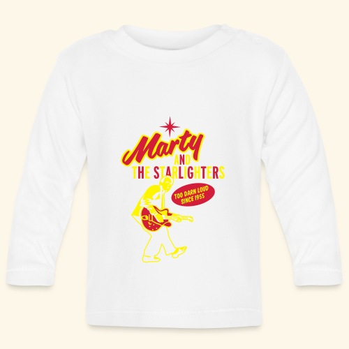 Marty and the Starlighters - Baby Langarmshirt