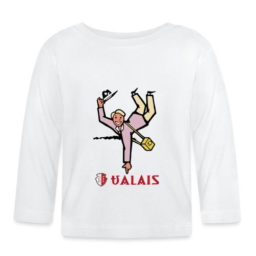 Valais Wallis - Vintage - Baby Langarmshirt