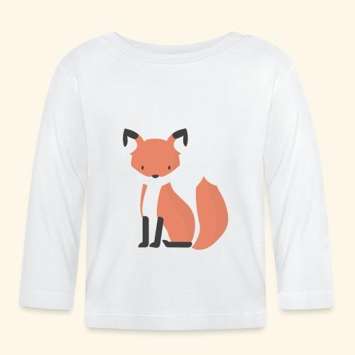 Fox Fox - Baby Long Sleeve T-Shirt