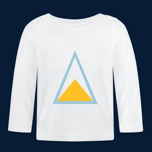 St. Lucia - Baby Langarmshirt