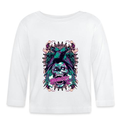 Anarchy - Camiseta manga larga bebé