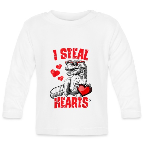 I steal hearts - T-shirt