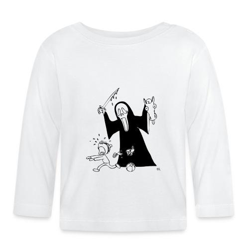 halloween t-skjorte - Langarmet baby-T-skjorte