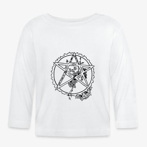 Flowergram - Långärmad T-shirt baby