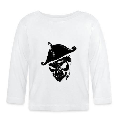 pirate skull - T-shirt