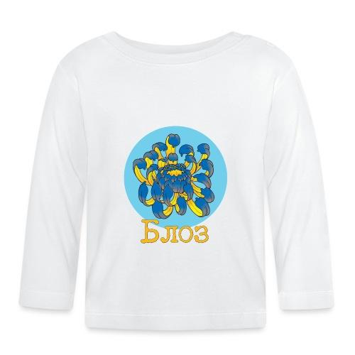 chrysanthème - T-shirt manches longues Bébé